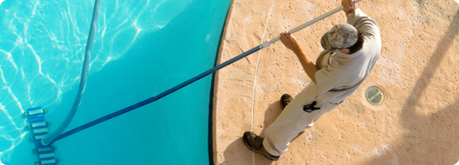 vacation pool service